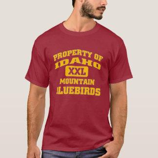 Eigentum Gebirgsder drosseln Idahos XXl T-Shirt