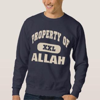 Eigentum von Allah - Mike Tyson Sweatshirt
