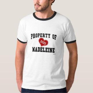 Eigentum von Madeleine T-Shirt