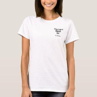 Eigenwillige Heilig-Lux ausgebesserte Mitglieder T-Shirt