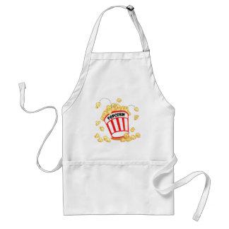 Eimer Popcorn Schürze