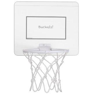 Eimer! Spaß-Haushalts-Basketball-Ziel Mini Basketball Ring