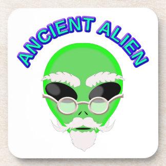 Ein altes alien untersetzer