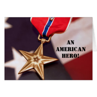 Ein amerikanischer Held! Karte