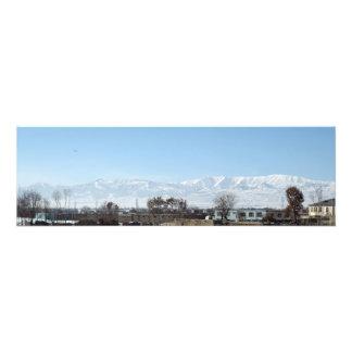 Ein anderer Mountain View Afghanistan-Druck Photodrucke