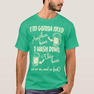 Ein anderes Bier-St. Patricks Day T-Shirt
