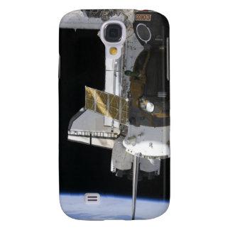 Ein angekoppeltes Soyuz Raumfahrzeug Galaxy S4 Hülle