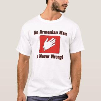 EIN ARMENISCHER MANN IST NIE FALSCH T-Shirt