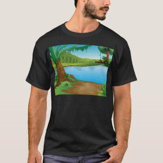 Ein Fluss T-Shirt