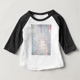 Ein Geometer-Glasperle-Spiel Baby T-shirt