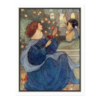 Ein Glockengeläut von Bell durch Florenz Harrison Postkarte
