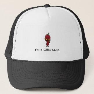 Ein kleiner Chili Truckerkappe