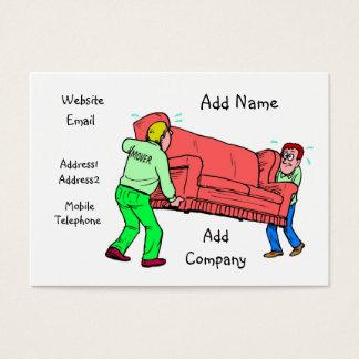 Ein kundengerechtes Urheber-Geschäft/eine Visitenkarte
