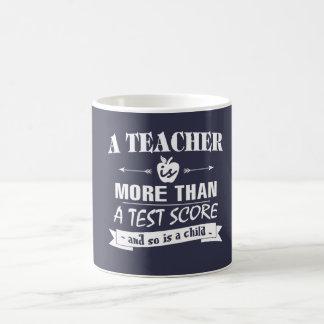 Ein Lehrer Tasse