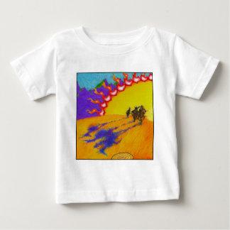 Ein-MÄCHTIG-BAUm-Seite 54 Baby T-shirt