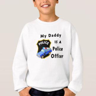 Ein mein Vati ist ein Polizeibeamte Sweatshirt