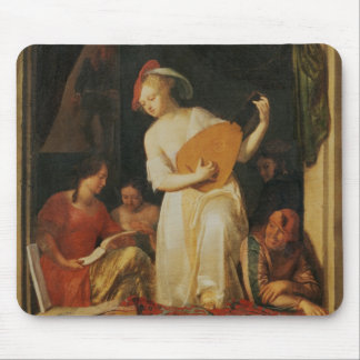 Ein musikalisches Party, 1681 Mousepad