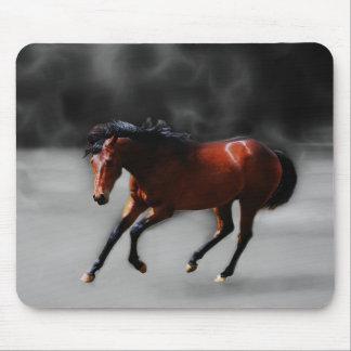 Ein Pferd nannte Riboking Mousepad
