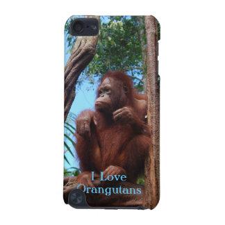 Ein Sonnenbad nehmender Regenwald - Orang-Utan Fal iPod Touch 5G Hülle