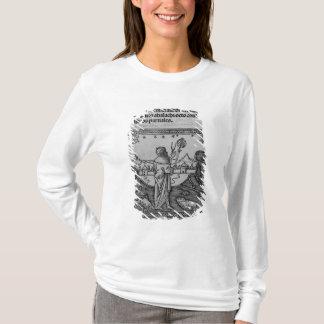 Ein stargazing Astronom T-Shirt