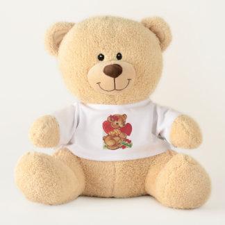 Ein Valentinsgruß für Sie Teddy