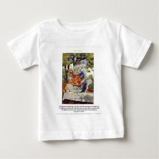 Ein wütendes Tea-Party_you_might_say, Baby T-shirt