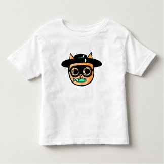 Einbrecher-Kleinkind Kleinkinder T-shirt
