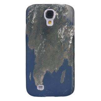 Eine Ansicht der karibischen Insel von Hispaniola Galaxy S4 Hülle