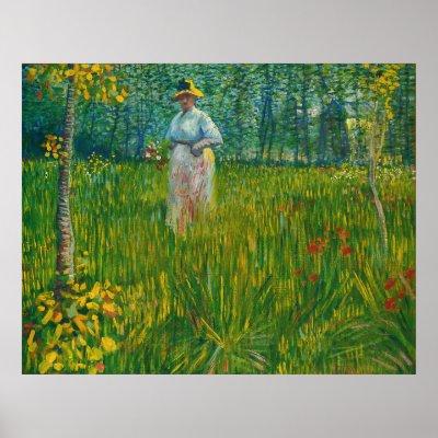Mandel Blüten Vincent Van Gogh Plakat Xxl Poster Zazzle At