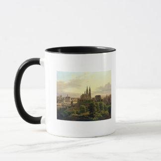 Eine mittelalterliche Stadt im Jahre 1830, 1830 Tasse