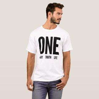 Eine Möglichkeit, Wahrheit, Leben-T - Shirt