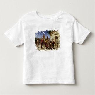 Eine Sinti und Roma-Familie auf der Straße, c.1861 Kleinkinder T-shirt