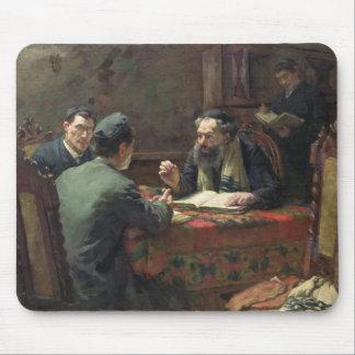 Eine theologische Debatte, 1888 Mousepads