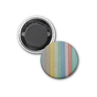 Einfache Farbe für eine entspannte Küche Runder Magnet 2,5 Cm