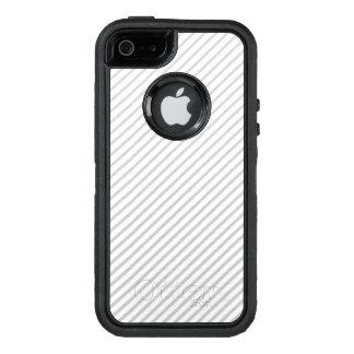 einfache Streifen iphone Abdeckung OtterBox iPhone 5/5s/SE Hülle