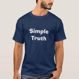 Einfache Wahrheit T-Shirt
