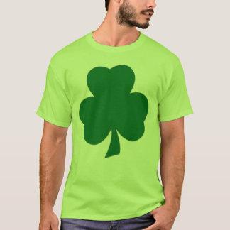 Einfaches Kleeblatt-UnisexT - Shirt