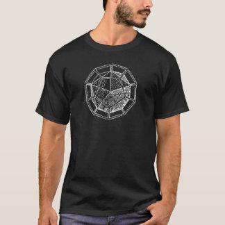 Eingesperrtes Polygon T-Shirt