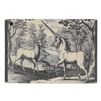 Einhorn im Wald iPad Mini Hülle