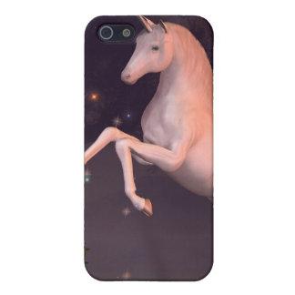 Einhorn in einer Moonlit Waldlichtung Schutzhülle Fürs iPhone 5