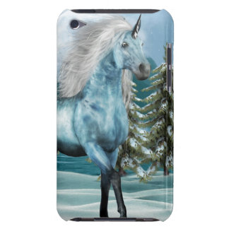 Einhorn in Mondschein iTouch Fall Case-Mate iPod Touch Case