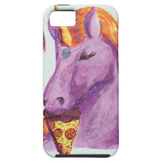 einhorn isst Pizza Schutzhülle Fürs iPhone 5