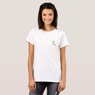 Einhorn mit Sternchen - Tshirt