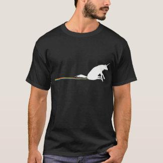 Einhorn poo T-Shirt