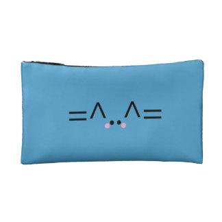 Einhorn-u. Kawii Katzen-Kosmetik-Tasche Kosmetiktasche