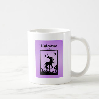 Einhörner sind wirklich kaffeetasse