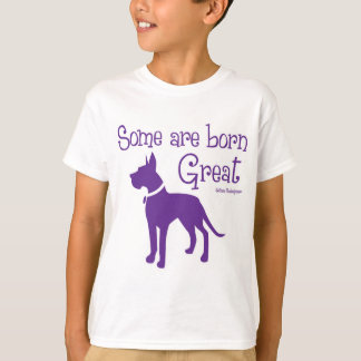EINIGE SIND GEBORENES GROSSES T-Shirt