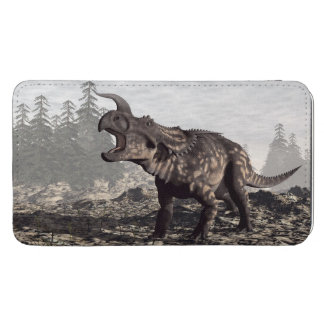 Einiosaurusdinosaurier - 3D übertragen Handytasche