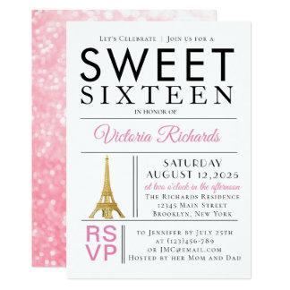 Einladung Eiffelturm-rosa Paris-Bonbon-16