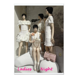"Einladung ""Ladies Night"""